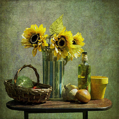 Photograph - Sunflowers by Sandra Selle Rodriguez