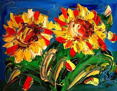 Sunflwers Art Print
