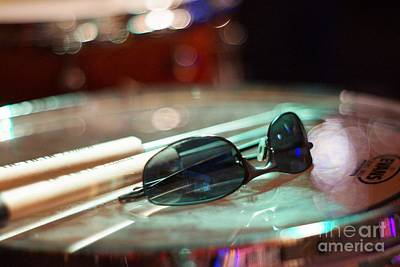 Photograph - Sunglasses And Sticks by Lynda Dawson-Youngclaus