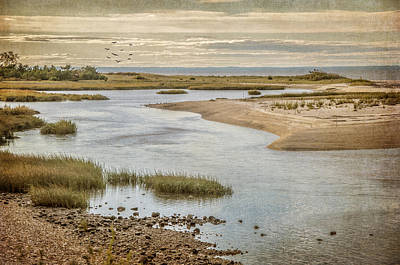 Sunken Meadow Art Print