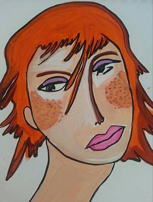 Painting - Sunkissed by Nikki Dalton