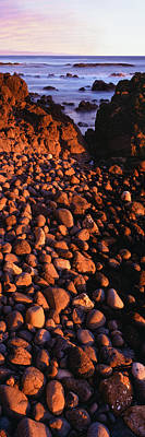 Sunlight Falling On Cobblestones Art Print by Panoramic Images