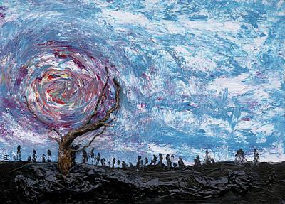 Sunloving Tree Original