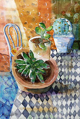 Painting - Sunny Afternoon by Marisa Gabetta