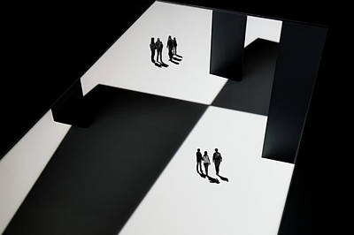 Chess Photograph - Sunny Day by Luc Vangindertael (lagrange)
