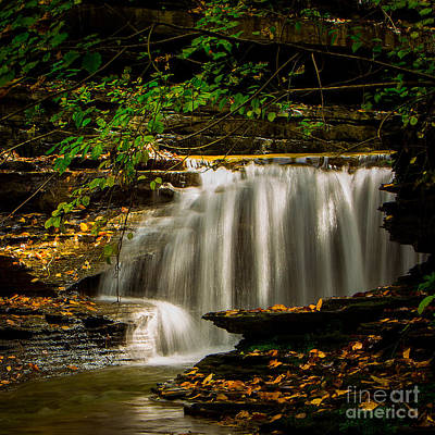 Photograph - Sunny Falls At Buttermilk by Brad Marzolf Photography