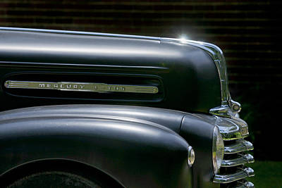 Photograph - Sunny Mercury Pickup by Don McGillis