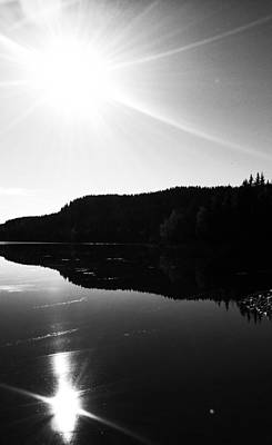 Photograph - Sunny Mirror by Jeanette Rode Dybdahl