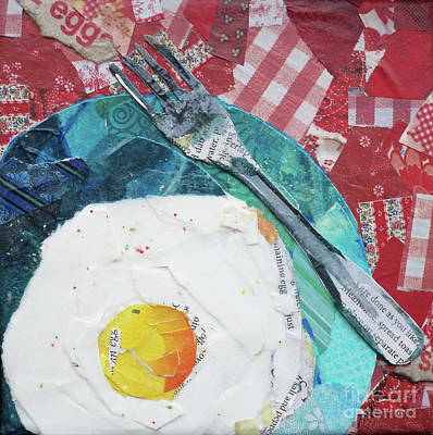 Painting - Sunny Side Up by Patricia Henderson