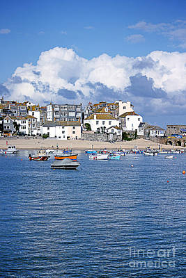 Photograph - Sunny St Ives by Terri Waters