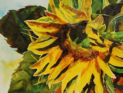Sunny Summer Day Original by Mary Ann Parah