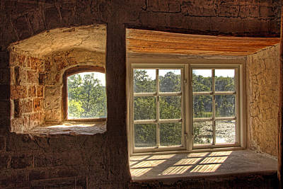 Photograph - Sunny Window Light by Inge Riis McDonald