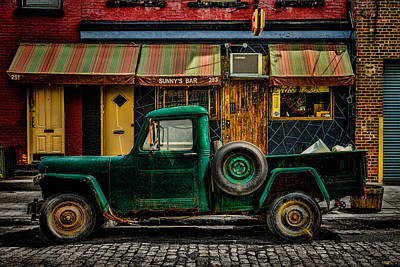 Photograph - Sunny's Bar by Chris Lord