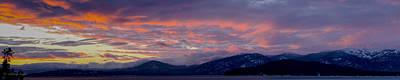 Photograph - Sunnyside 3  -  150119a-142-3 by Albert Seger