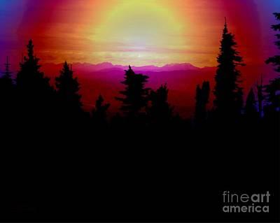 Painting - Sunnyvale by Tlynn Brentnall