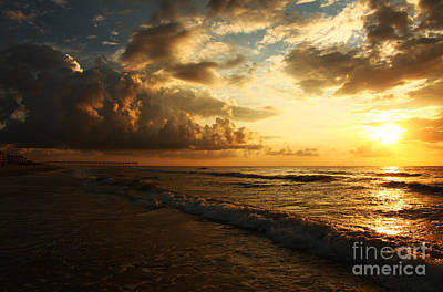 Sunrise - Rich Beauty Art Print