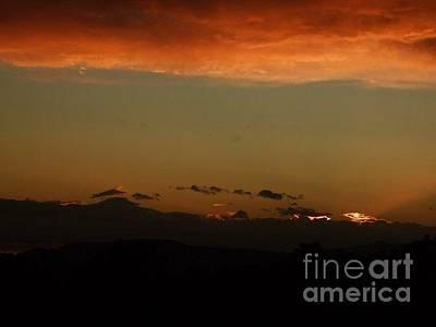 Photograph - Sunrise-1 by Katerina Kostaki