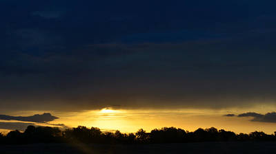 Photograph - Sunrise 2 by Karen Kersey
