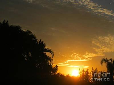 Photograph - Sunrise 25 by Oksana Semenchenko