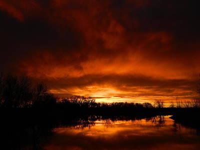 Mark Wagner Wall Art - Photograph - Sunrise 4 by Mark Wagner