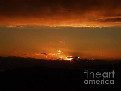 Photograph - Sunrise-5 by Katerina Kostaki