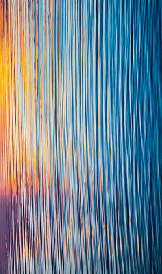 Photograph - Sunrise Abstract #1 by Parker Cunningham
