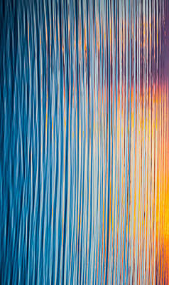 Photograph - Sunrise Abstract #3 by Parker Cunningham