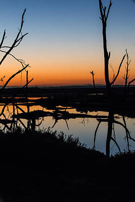 Sunrise Across The Sacred Land Art Print