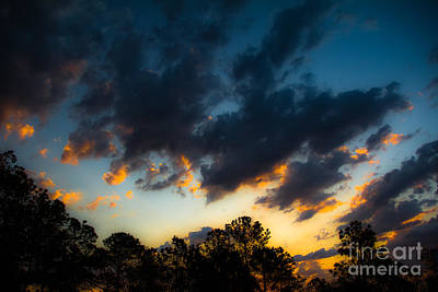 Photograph - Sunrise And Clouds by Ursula Lawrence