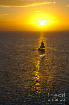 Photograph - Sunrise And Sails by Jeremy Hayden