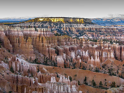 Photograph - Sunrise At Bryce by Jill Bell