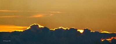 Photograph - Sunrise At Casa Aggarwal by Hemu Aggarwal