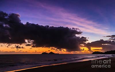 Photograph - Sunrise At Ellis Beach by Peta Thames