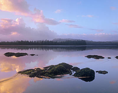 Tongass National Forest Photograph - Sunrise At Kopreanof Island, Tongass by Tim Fitzharris