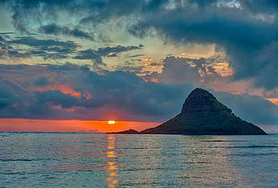 Photograph - Sunrise At Kualoa Park by Dan McManus