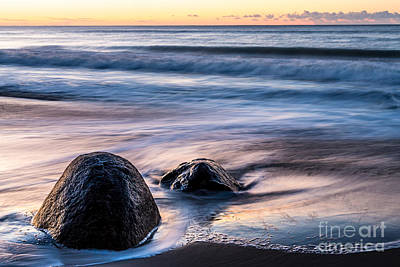 Photograph - Sunrise At Lucy Vincent Beach by Susan Cole Kelly