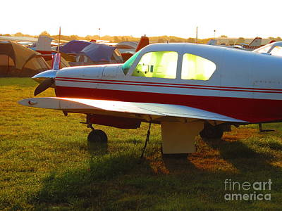 Photograph - Sunrise At Oshkosh by Ausra Huntington nee Paulauskaite