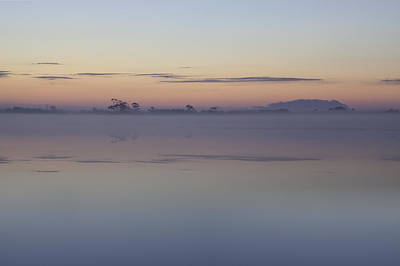 Photograph - Sunrise At The Snow Goose Pool by Denise Bush