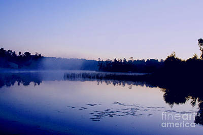 Photograph - Sunrise At Willow State Park by Tina Hailey