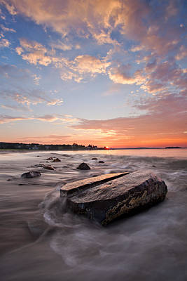 Bayswater Photograph - Sunrise Bayswater Beach by Trevor Awalt