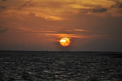 Photograph - Sunrise Beauty I by Kristina Deane
