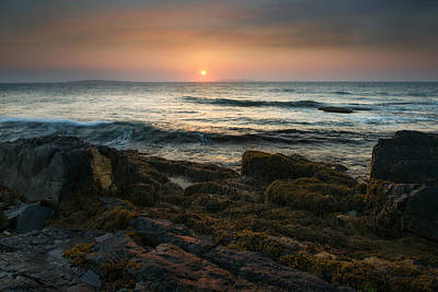 Photograph - Sunrise By Giant Steps by Darylann Leonard Photography