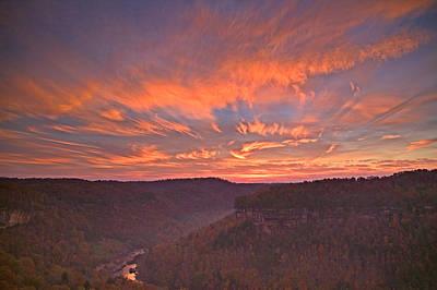 Photograph - Sunrise by Byron Jorjorian
