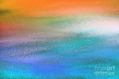Digital Art - Sunrise Colors by Danuta Bennett