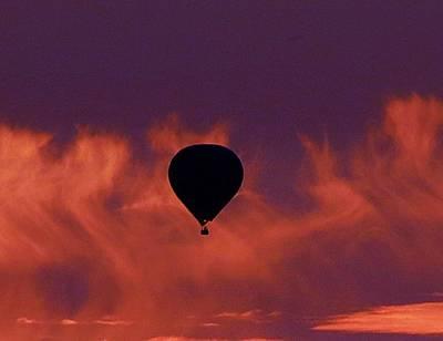 Photograph - Sunrise Flight by Mistys DesertSerenity