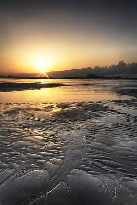 Photograph - Sunrise Flow by Alan Raasch