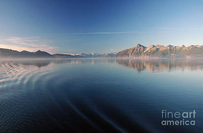 Photograph - Sunrise In Alaska by Cindy Murphy - NightVisions