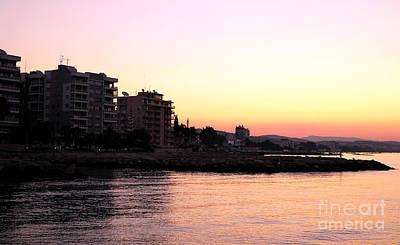 Photograph - Sunrise In Cyprus by John Rizzuto
