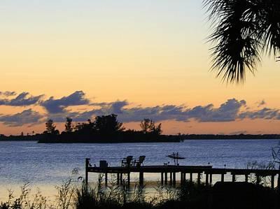 Photograph - Sunrise In Florida by Ira Runyan
