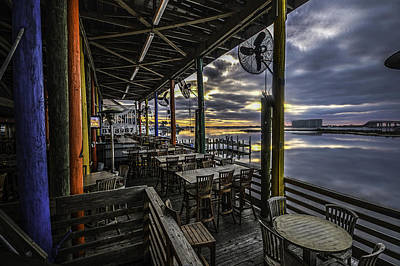Digital Art - Sunrise In Tacky Jacks by Michael Thomas